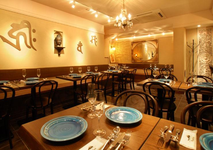 Indian Restaurant Mumbai Ginza
