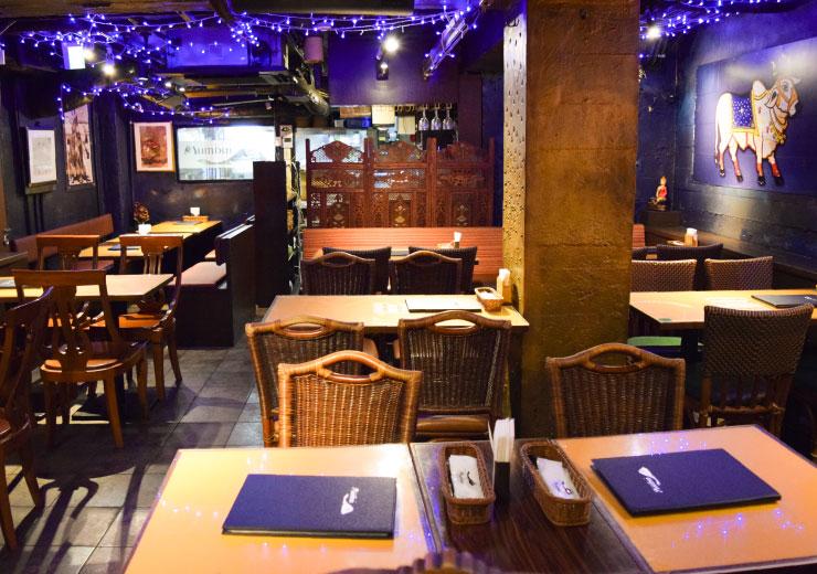 Indian Restaurant Mumbai Kudan